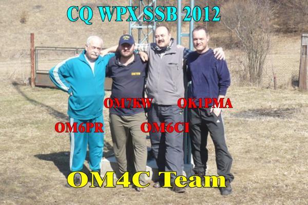 CQ WPX SSB 2012