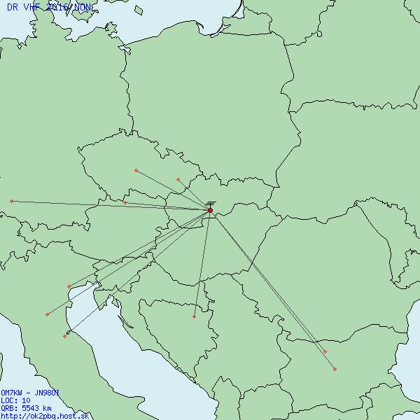 2m map