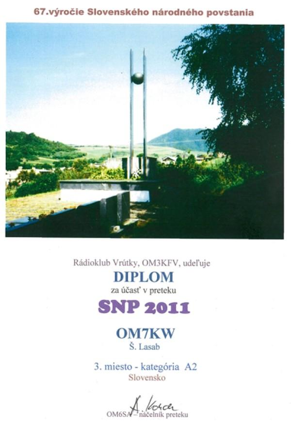SNP 2011