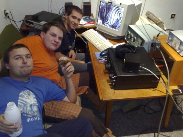 CQ WW DX SSB 2009